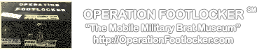 Operation Footlocker Logo